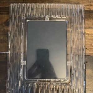 Lennox crystal picture frame